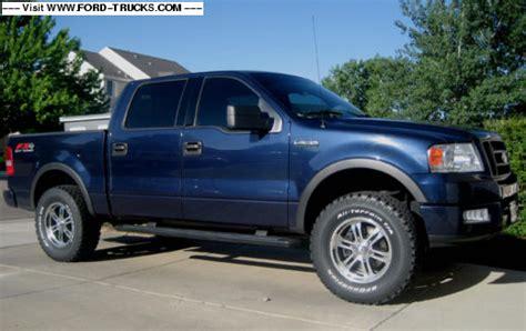 04 Ford F150 by 2004 Ford F150 4x4 04 True Blue Fx4