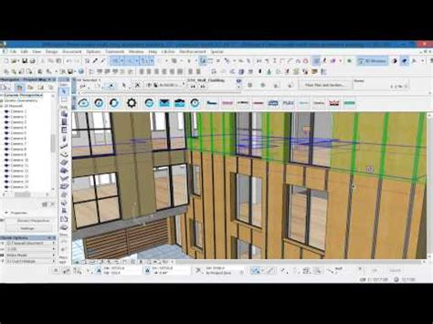 revit tutorial facade cembrit introduction for archicad and revit doovi