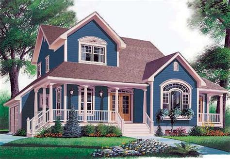 Country Home Plans With Front Porch by Country House Plans With Porches 171 Unique House Plans