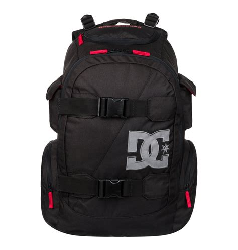 Backpack Ransel Dc Shoes 019 wolfbred backpack adybp00011 dc shoes
