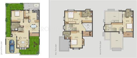 Country Farmhouse Floor Plans Shreenath Shreenath Bungalows In Gotri Road Vadodara