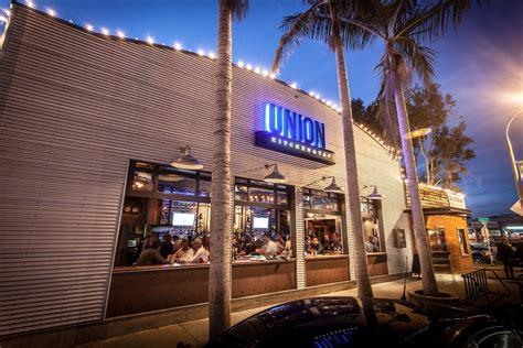 union kitchen tap encinitas ca california beaches