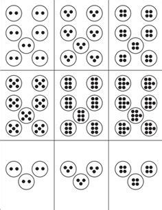 printable dot cards for subitizing 1000 images about making maths fun on pinterest place