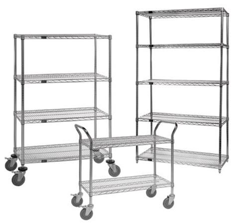 Wheels For Racks by Wire Racks On Wheels Mobile Wire Shelving Xingsheng