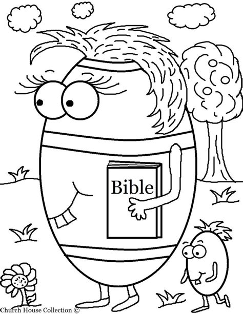 Children S Bible Coloring Pages