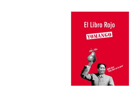 el libro rojo de anonimo el libro rojo de yo mango