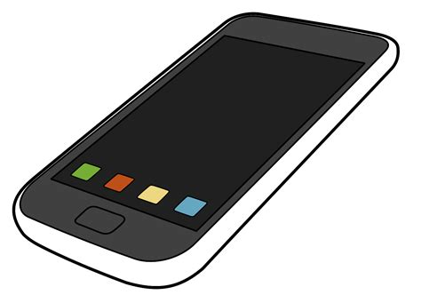 Clipart Of A Phone clip iphone1 phone icon iphone clipart best