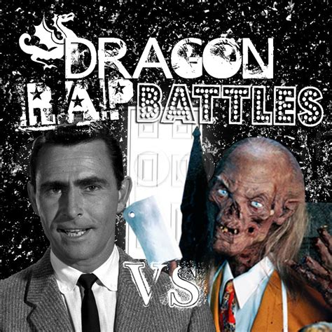 tony b lukey pee vs dydjz no my sle image cover rod serling vs crypt keeper png dragon rap