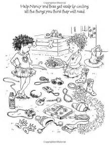 fancy nancy printable coloring pages az coloring pages