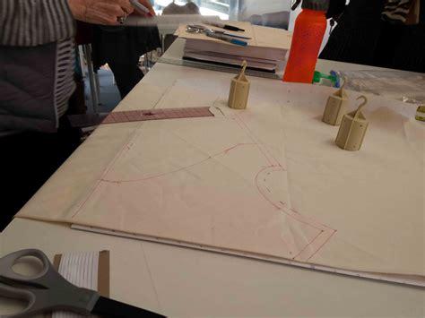 pattern making workshop photos from pattern making workshop streets smarts fiber
