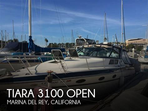used tiara boats for sale in florida for sale used 1989 tiara yachts 2700 open in marco island