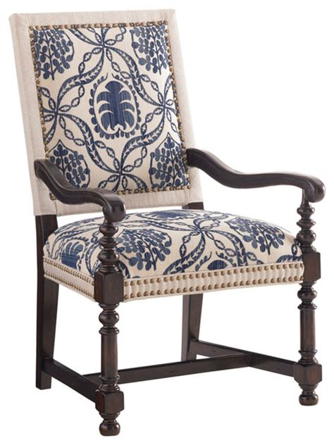 bahama kilimanjaro cape verde upholstered arm chair
