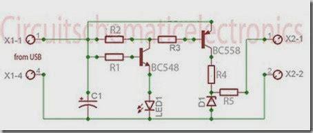 membuat indikator power bank teknologi rangkaian charger hp