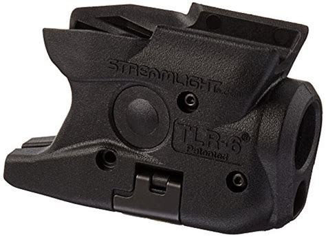 pistol mounted light and laser tlr 6 subcompact gun mounted light w red laser m p shield