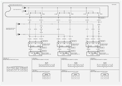 mazda 3 2003 power window wiring diagram wiring diagram