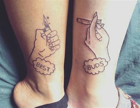 best buds tattoo image about best buds in tatuajes by raquel on we it