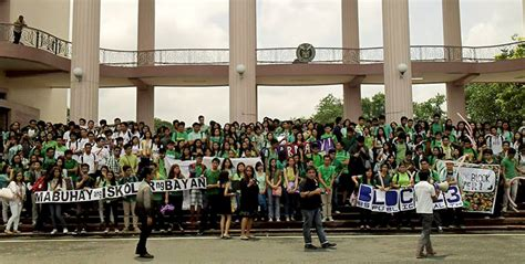 St S Mba Tuition by Photo Up Manila Students Show Opposition To Tuition