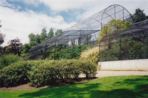 dunedin botanic gardens aviaries at dunedin botanic gardens nz 187 new zealand