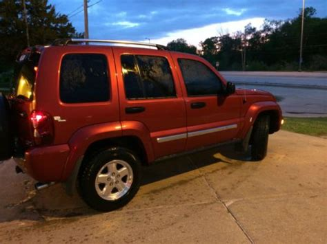 2005 Jeep Mpg Purchase Used 2005 Jeep Liberty Limited Crd Diesel 34 Mpg