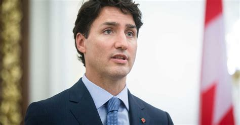 Responds To Those Pictures by Justin Trudeau Finally Responds To Those Groping