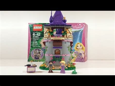 seasonal lego disney princess rapunzels creativity tower 41054 lego disney princess rapunzel s creativity tower review