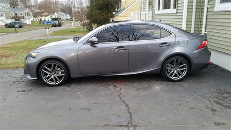 gray lexus lexi90 2015 is250 f sport awd nebula gray pearl