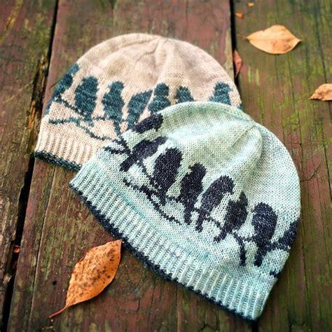 ravelry knitting patterns passerine hat pattern by erica heusser ravelry patterns