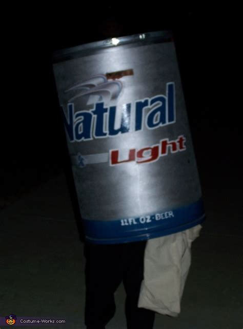natural light beer  halloween costume