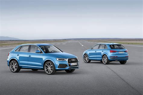 Audi Q3 Fuel Efficiency by 2016 Audi Q3 Compact Crossover On Sale In The United States