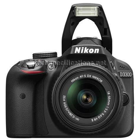 dslr specifications technical specifications of nikon d3300 dslr