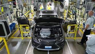 Lexus Plant Lexus Es Manufacturing Kentucky
