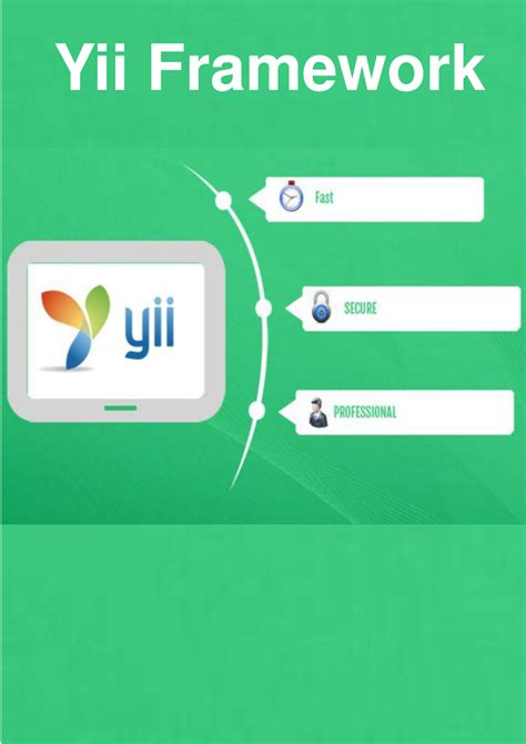 best php framework for web applications yii framework for web application authorstream