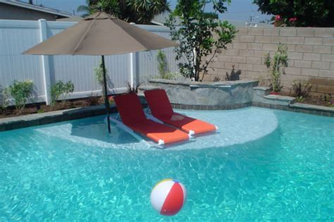 Pool Tanning Chairs Design Ideas Swan Pools Swimming Pool Company Aesthetics Plaster Traditional Pool Orange County