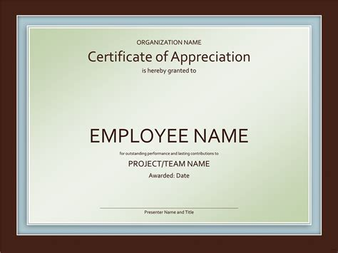 editable certificate of appreciation template 22 editable certificate template release marevinho