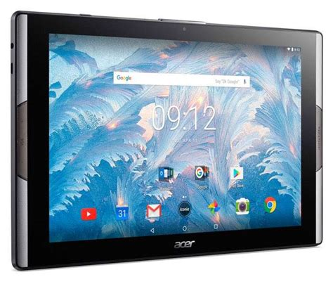 Tablet Acer Iconia 10 Inch new 10 inch acer iconia tab tablet announced geeky gadgets
