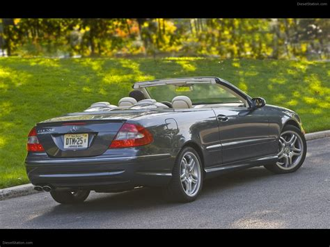 Mercedes Clk 550 by 2009 Mercedes Clk550 Cabriolet Car Image 10