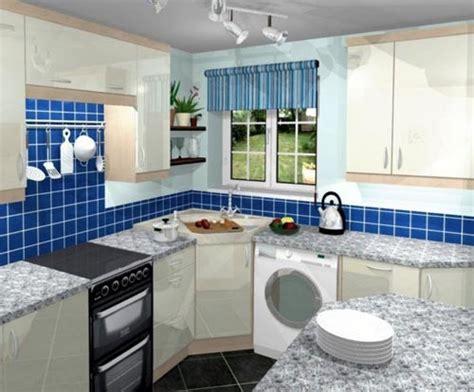 small kitchen interior design photos 3664 home and افكار وتصميمات مطابخ صغيرة المساحة بالصور سحر الكون