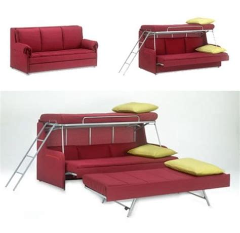 transforming sofa bunk bed 33 transforming furniture ideas for kids room