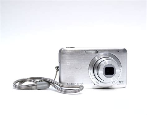 Kamera Digital Sony Cybershot W310 12 1 Mp sony cyber dsc w310 12 1 mp digital silver