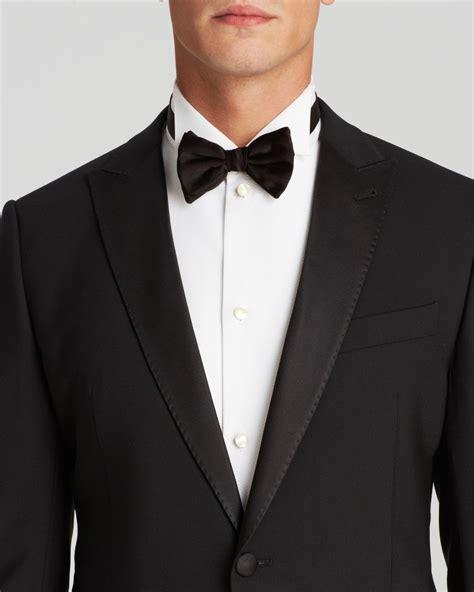 armani tuxedo suit regular fit in for men lyst