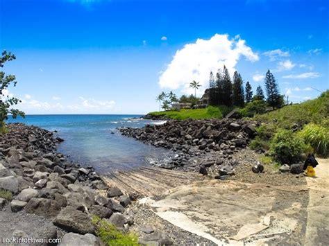 koloa boat landing koloa landing beaches on kauai koloa hawaii