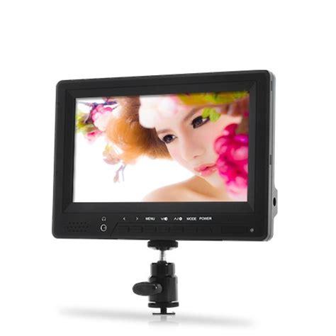 Monitor External Dslr 7 inch on external lcd monitor for dslr