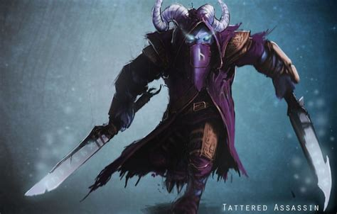 wallpaper dota 2 riki wallpaper art swords dota 2 rikimaru horns stealth