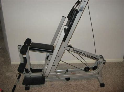nordicflex isolift weight lifting machine nex tech