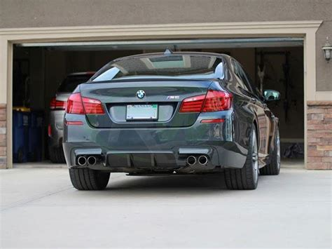bmw m5 carbon fiber parts bmw f10 m5 type i carbon fiber center diffuser