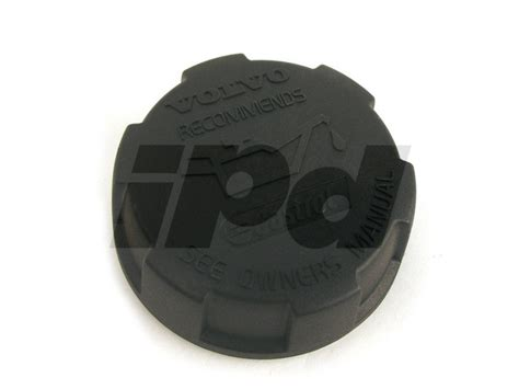 volvo engine oil filler cap