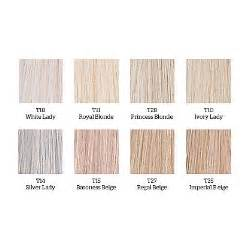 wella color charm toner chart icy