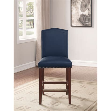 American Heritage Hadley Counter Stool by American Heritage Billiards Hadley Glacier 41 Inch Counter
