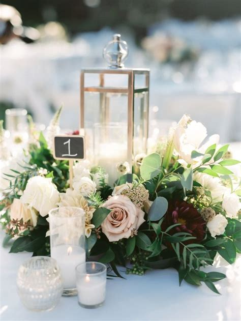best 25 garden wedding centerpieces ideas on