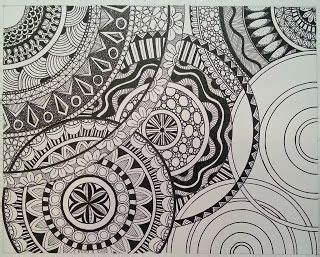 doodle draw 2 miniclip judy s zentangle creations tangle 2